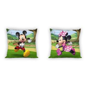 Coating to pillow 40x40 cm Mickey and Minnie, Faro, Mickey Mouse