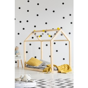 Children bed house Mila Light, ADEKO STOLARNIA