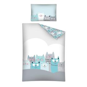 Children's bedding Cats