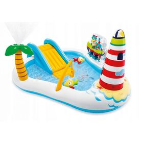 Children inflatable pool Island, EcoToys
