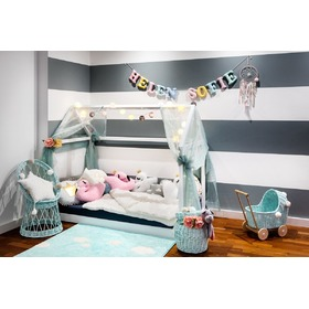 Children's bed house - different colors, Pietrus