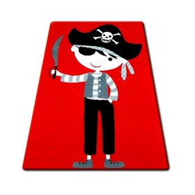 Pirate Children's Rug - Various Colours, F.H.Kabis