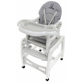 Children dining small chair Kinder - grey, Multiglob