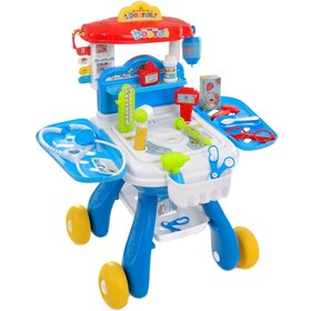 Children playing set Doctor, Multiglob