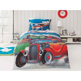 Grand Prix Children's Bedding Set, Matějovský