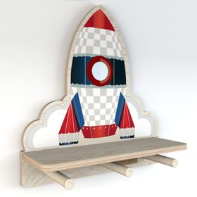 Shelf DEKORNIK - Rocket, Dekornik