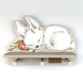 Shelf DEKORNIK - Rabbit, Dekornik