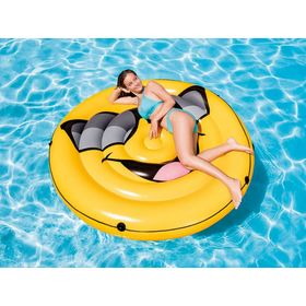 Inflatable mat Smiley, EcoToys