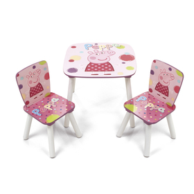 Children table with chairs Peppa Pig, Arditex, Peppa pig
