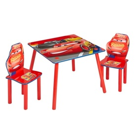 Children table with chairs Cars Vl, Moose Toys Ltd , Cars