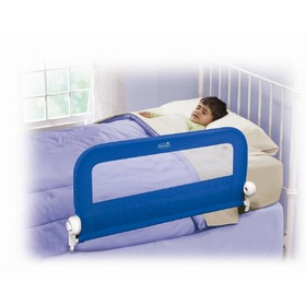 Universal bed rail for bed