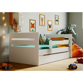 Ourbaby children's bed Tomi - white, All Meble